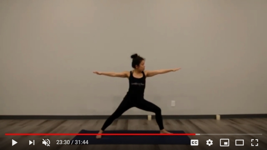 Roll Out Yoga is offering free guided yoga classes via its YouTube channel to keep yogis of all experience levels on the move during quarantine.