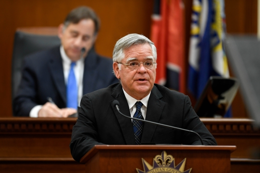 Mayor John Cooper plans to include a property tax increase in the budget he submits to Metro Nashville Council. (Courtesy Metro Nashville)