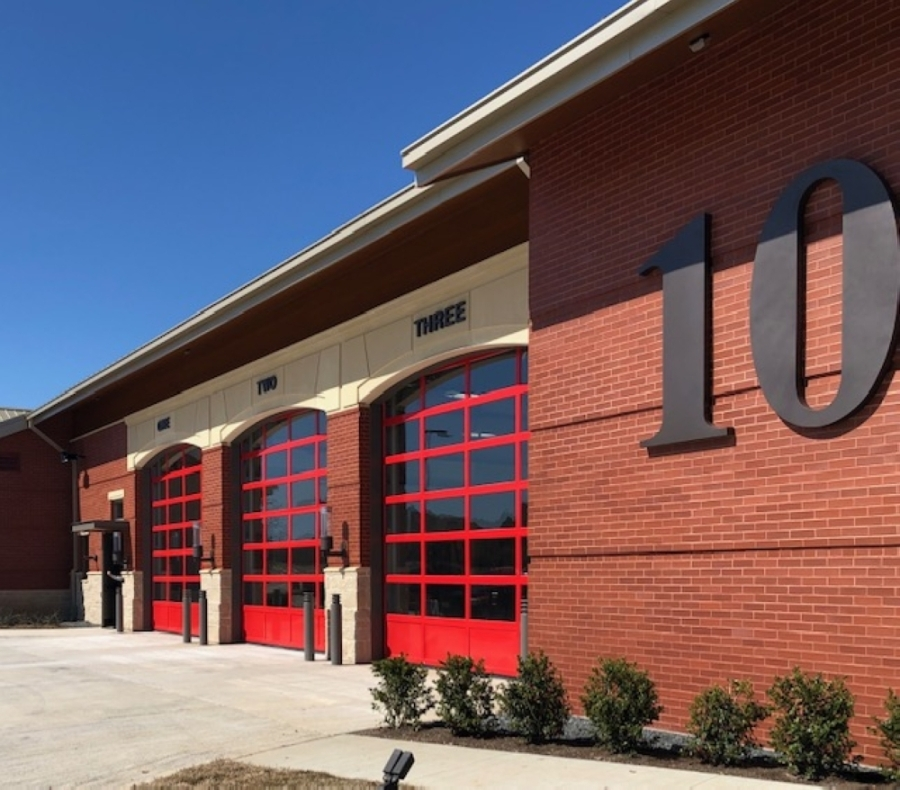 McKinney Fire Station No. 10 is located at 1150 Olympic Crossing, McKinney, and will serve the Trinity Falls area. (Courtesy McKinney Fire Department)
