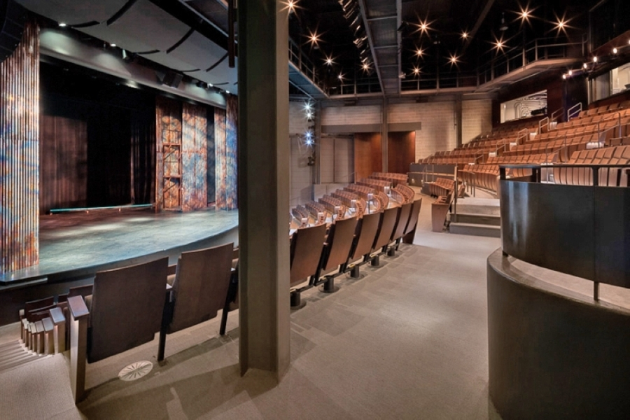 The ZACH Theatre has postponed or canceled all its events through April and most of May. Due to the lost revenue, the theatre announced March 31 it had laid off 75% of its employees. (Courtesy ZACH Theatre)