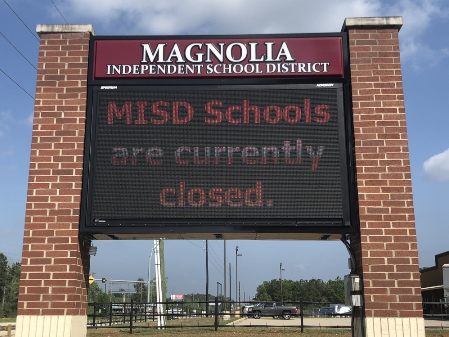 Tomball and Magnolia ISDs have extended their school closures amid the coronavirus outbreak. (Dylan Sherman/Community Impact Newspaper)