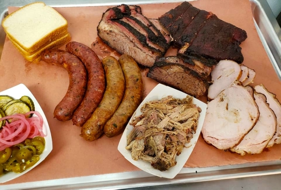 The new Spring eatery is inspired by Texas and Gulf Coast cuisine. (Courtesy 3rd Coast BBQ & Catering)