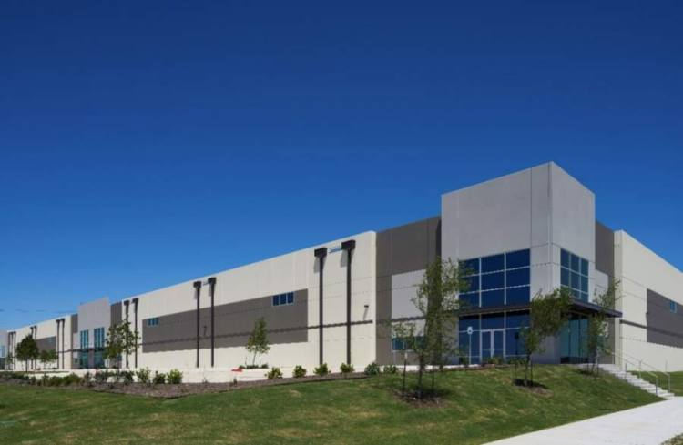 Titan Development Real Estate Fund I announced the sale of Building 1 at Hutto's Titan Innovation Business Park in an April 16 news release. (Courtesy Titan Development Real Estate Fund I)