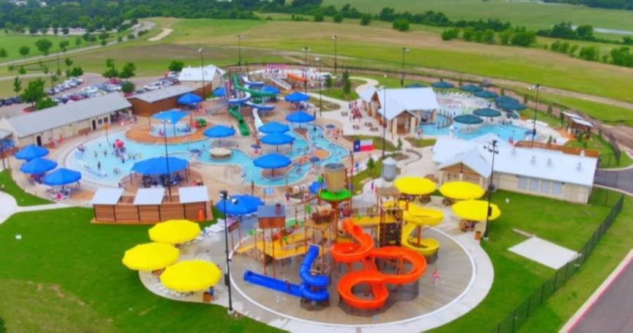 Rock'N River Water Park still anticipates opening Memorial Day weekend, Round Rock city officials confirmed April 29. (Courtesy city of Round Rock)