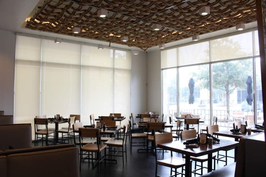 Howard Wang's China Grill will consider opening its dining room if the occupancy limit is raised to 50%. (Elizabeth Ucles/Community Impact Newspaper)