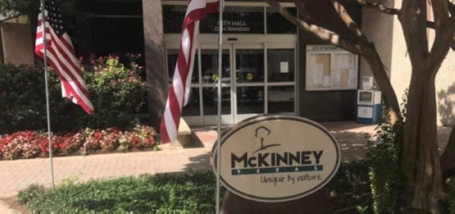 McKinney City Council held a special meeting April 28. (Cassidy Ritter/Community Impact Newspaper)