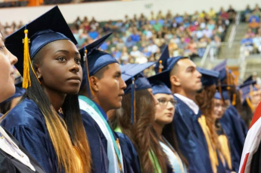 Round Rock ISD's commencement walks will be held at the Kelly Reeves Athletic Complex from May 18-23. (Courtesy Round Rock ISD)