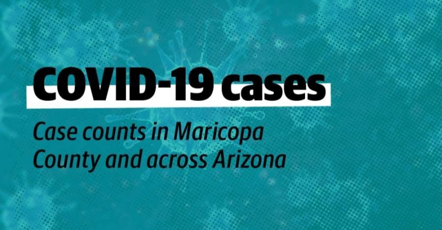 Here is a breakdown of what COVID-19 looks like across Maricopa County and Arizona.  (Community Impact staff)