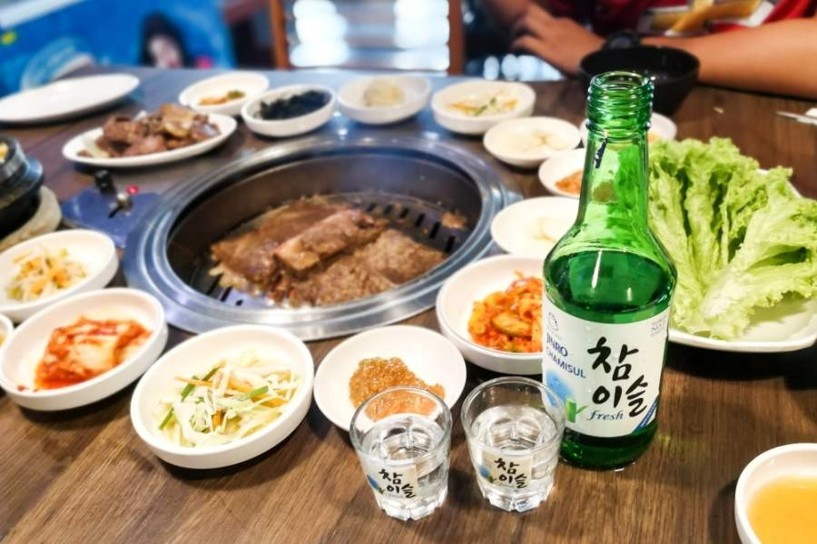 The restaurant served traditional Korean food, with dishes such as short ribs and pork belly. (Courtesy Adobe Stock)