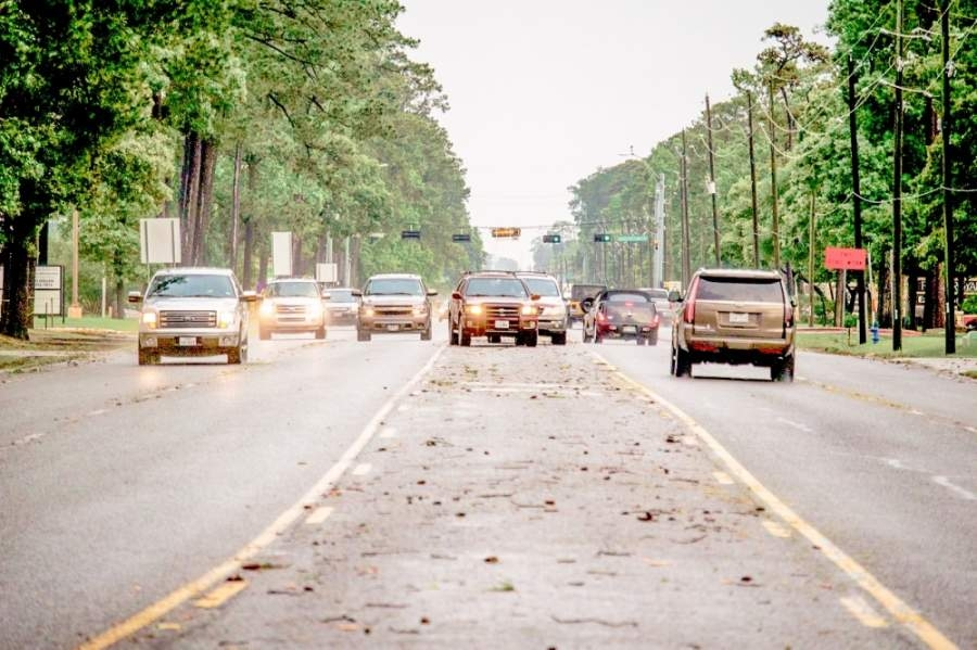 The Texas Department of Transportation will bid two projects in July to expand the FM 1960 East corridor from four to six lanes and add a raised median. (Community Impact Staff)