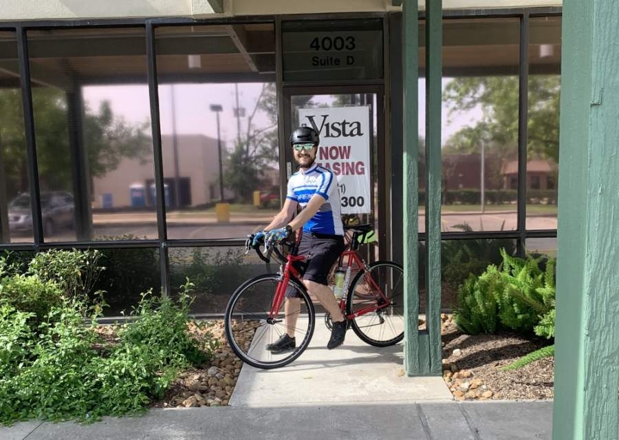 Tailwind Bicycles will soon relocate to 4003 Rustic Woods Drive, Ste. D, Kingwood. (Courtesy Tailwind Bicycles)