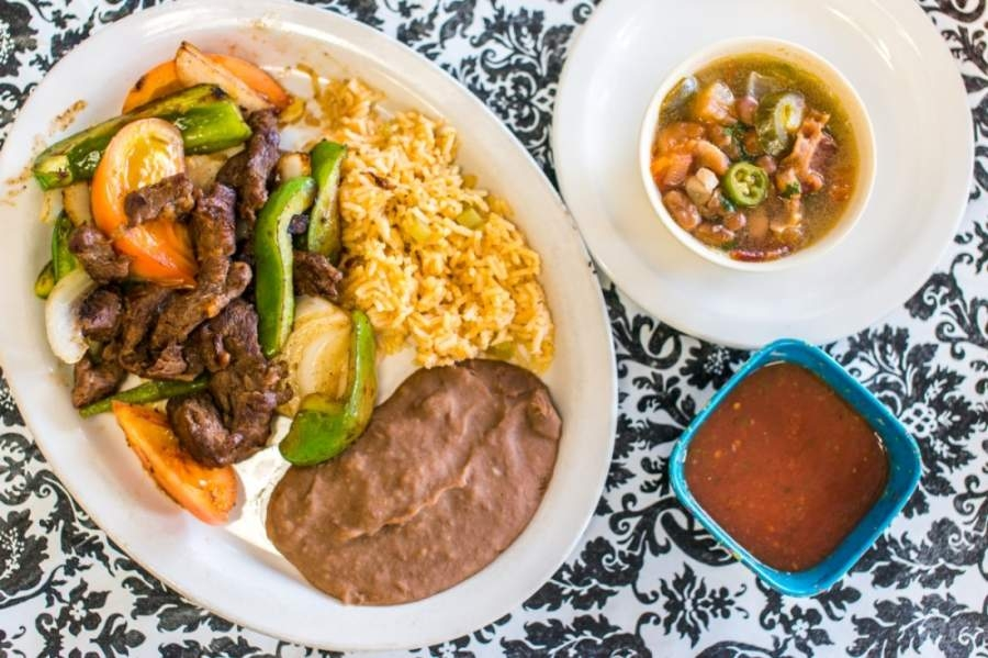 Recuerdos Tex-Mex offers takeout services, family meal packages and to-go margaritas. (Courtesy Recuerdos Tex-Mex)