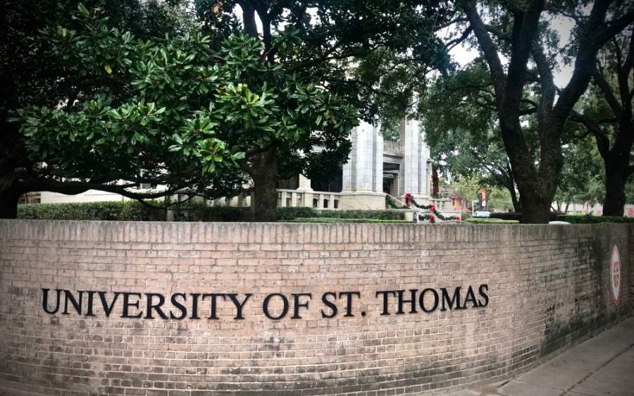 The University of St. Thomas is expanding its free tuition offerings for the fall 2020 semester. (Emma Whalen/Community Impact Newspaper)