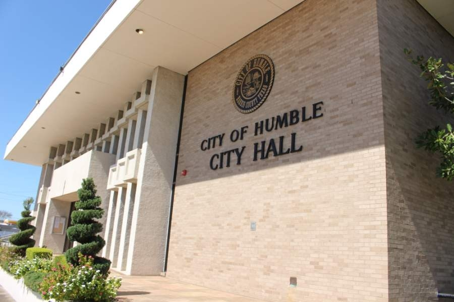 The city of Humble's sales tax revenue took a 19% hit year-over-year amid the coronavirus pandemic. (Kelly Schafler/Community Impact Newspaper)