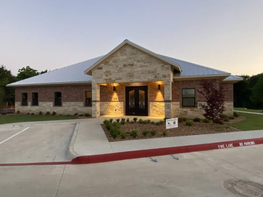 Infinity Realty Partners and Brahma Title & Escrow opened a new corporate headquarters at 299 E. Eldorado Parkway, McKinney, in spring 2020. (Courtesy Craig Anderson)
