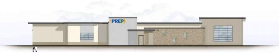 The private preschool will specialize in enrichment classrooms, STEM activities and whiteboard technology. (Rendering courtesy The PREP School at Panther Creek)