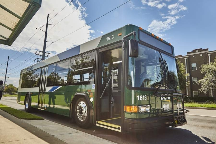 Due to the coronavirus, Denton County Transportation Authority implemented service changes May 11 that will affect its Lewisville Lakeway On-Demand service. (Courtesy Denton County Transportation Authority)