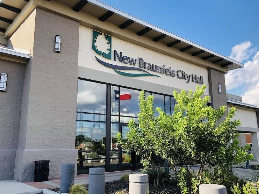 New Braunfels' next City Council will be at City Hall, but other meetings held this week will be done virtually. (Ian Pribanic/Community Impact Newspaper)