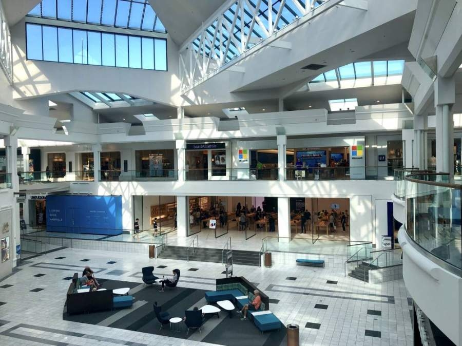 The Mall at Green Hills will reopen to the public in mid-May. (Dylan Skye Aycock/Community Impact Newspaper)