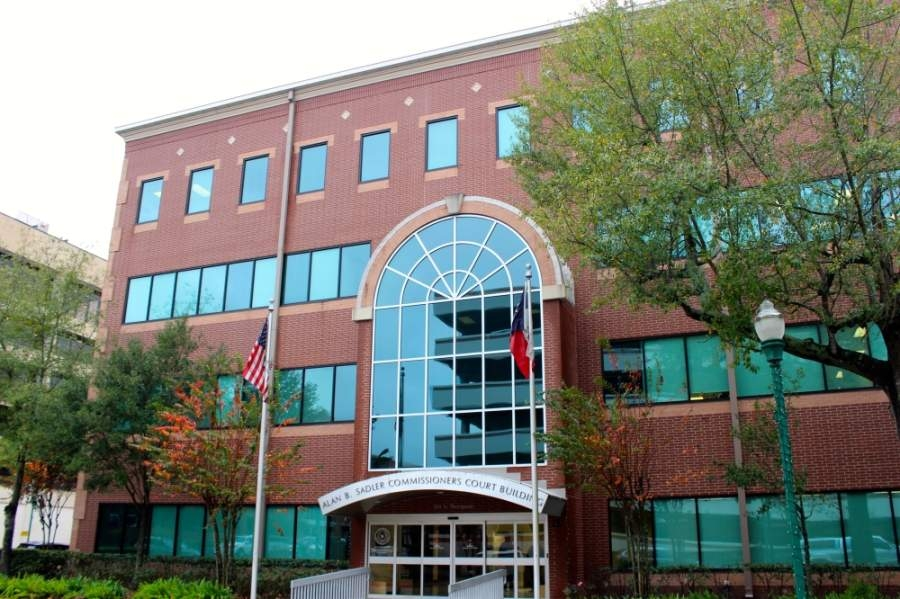 Montgomery County commissioners court
