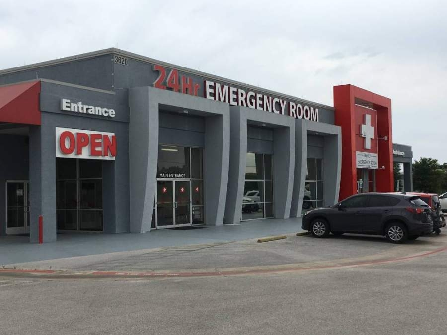 Family Emergency Room opened COVID-19 testing for nonsymptomatic individuals in Williamson County on May 13. (Frank Volpicella/Community Impact Newspaper)