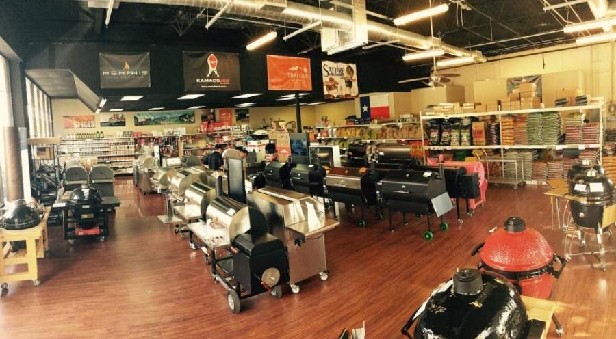 Texas Star Grill Shop is the new owner of a Katy-area store. (Courtesy Texas Star Grill Shop)