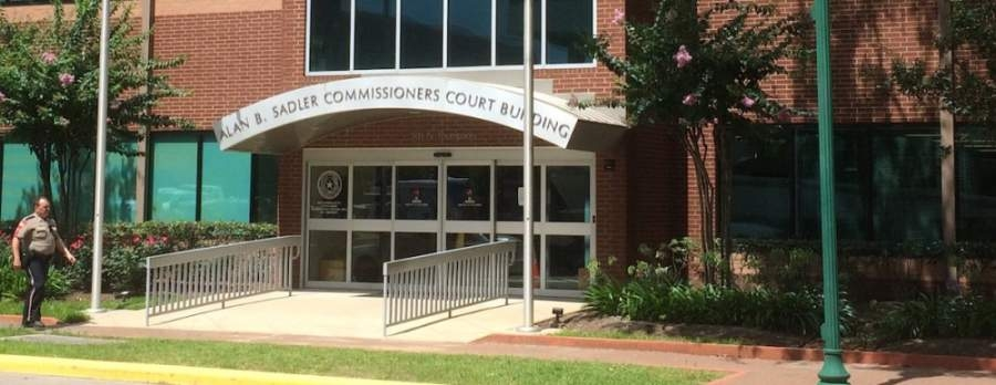 The Montgomery County Commissioners Court met May 12. (Community Impact Newspaper staff)