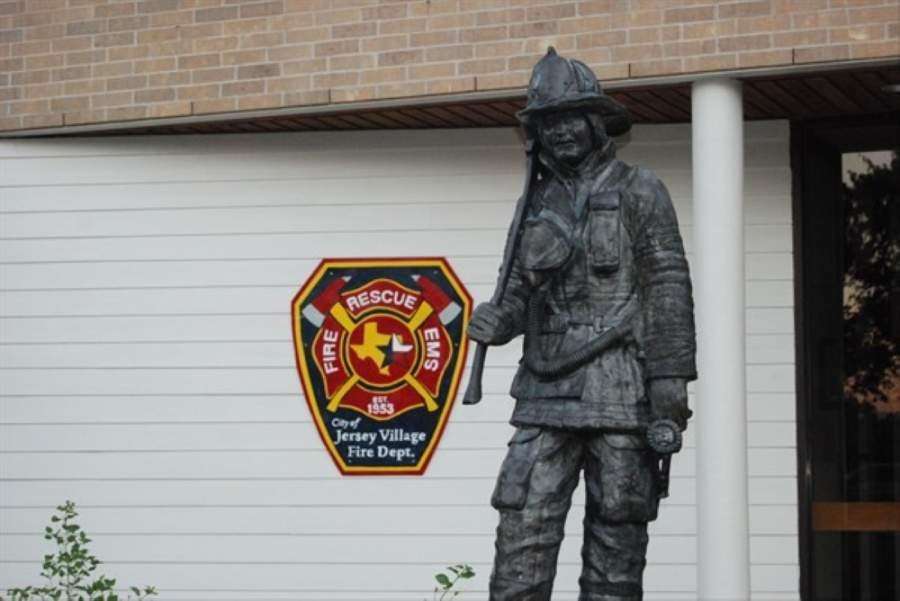 Jersey Village City Council unanimously approved a motion May 11 allowing Fire Chief Mark Bitz to apply for a grant to fund four new full-time firefighter positions in the city. (Courtesy city of Jersey Village)