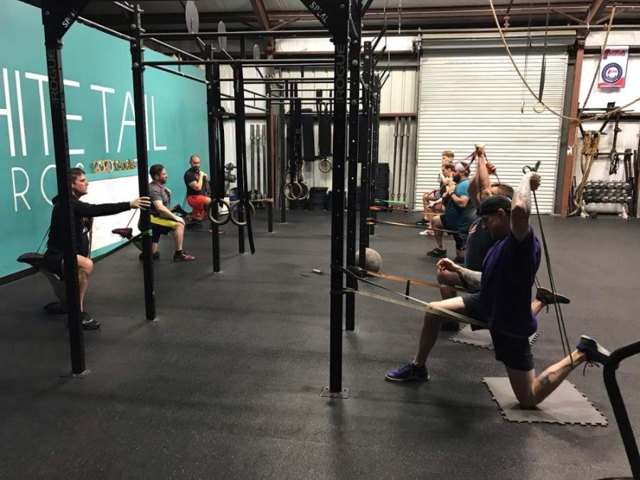 White Tail Crossfit