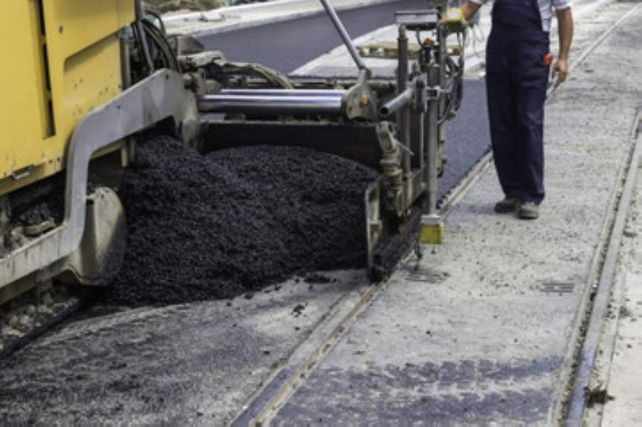 The paving work is expected to be completed in 10 working days, weather permitting. (Courtesy Adobe Stock)