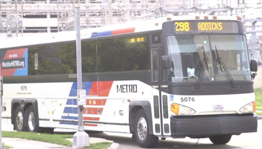 Park & Rides will resume limited services beginning May 18. (Courtesy Metropolitan Transit Authority of Harris County)