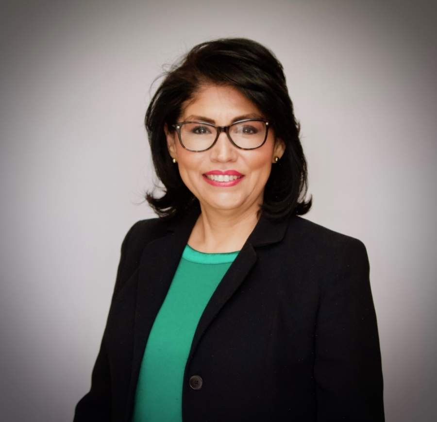 Debbie Renteria is running unopposed for the District 3 seat on the Richardson ISD board. (Courtesy Debbie Renteria)