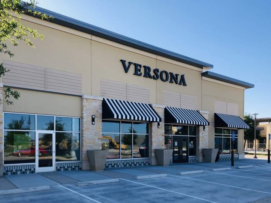 Women's retailer Versona is now open in Alliance Town Center. (Ian Pribanic/Community Impact Newspaper)