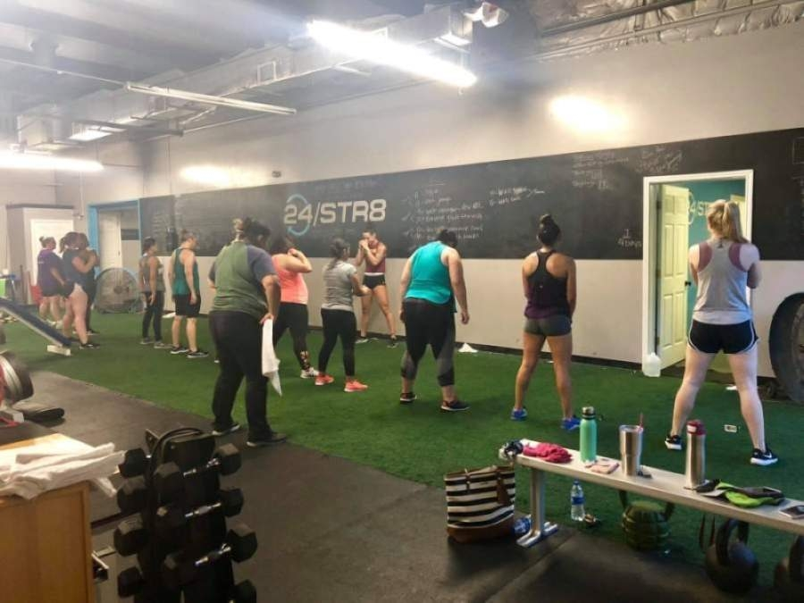 Local gym owners in Hays County prepare to open their doors May 18. (Courtesy Str8 Training San Marcos)