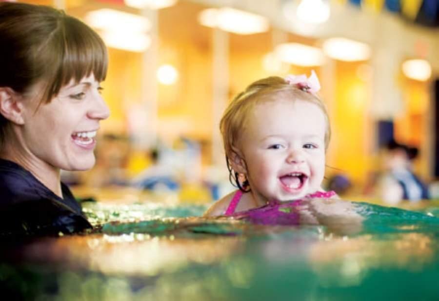 Emler Swim School facilities have been closed since March due to the coronavirus pandemic. (Courtesy Emler Swim School)