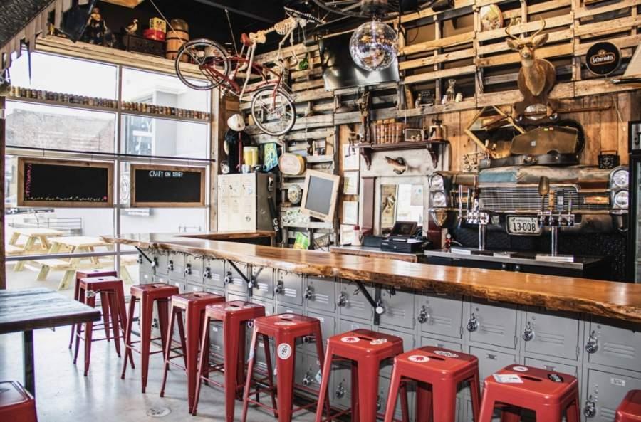 Jack Brown's Beer & Burger Joint is now open in Edgehill. (Courtesy Jack Brown's Beer & Burger Joint)