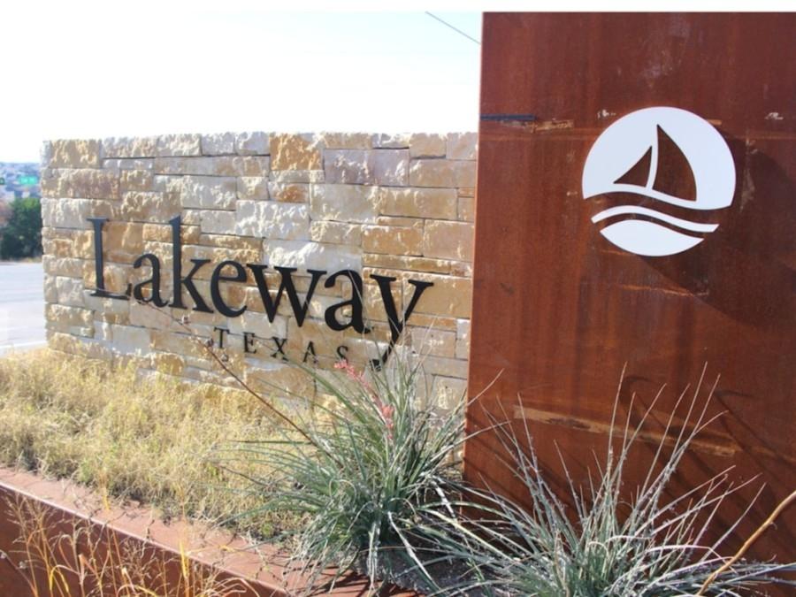 Three council members were sworn in during a virtual Lakeway City Council meeting. (Brian Rash/Community Impact Newspaper)