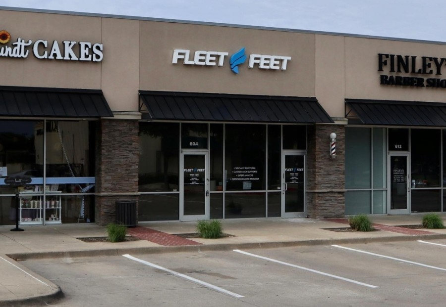 The 44-year-old company will have 12 stores in Texas after the Plano opening. (Courtesy Fleet Feet)