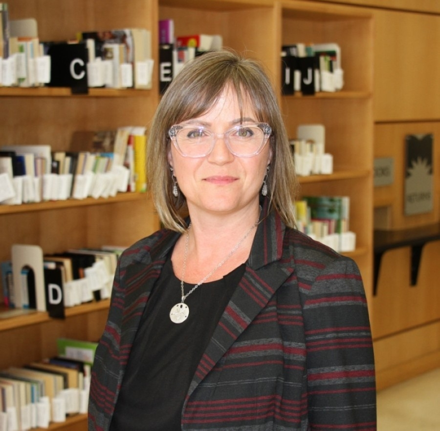 Rachelle Kuzyk began her job as the city of Chandler's new library manager May 20. (Courtesy city of Chandler)
