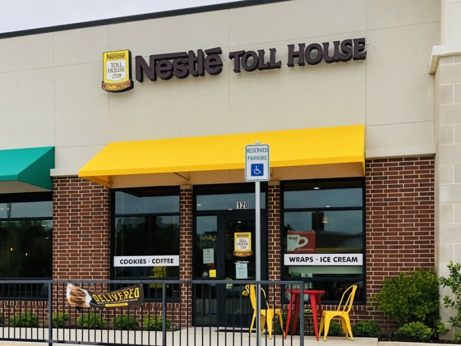 Nestle Toll House Cafe of Keller is celebrating one year in business this May. (Ian Pribanic/Community Impact Newspaper)
