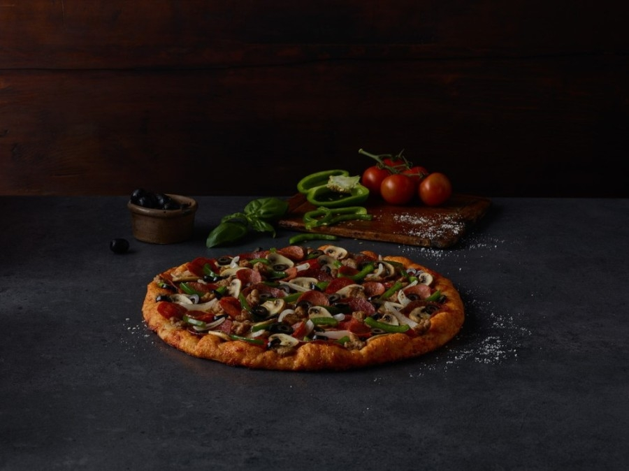 Round Table Pizza is now open in McKinney. (Courtesy Round Table Pizza)