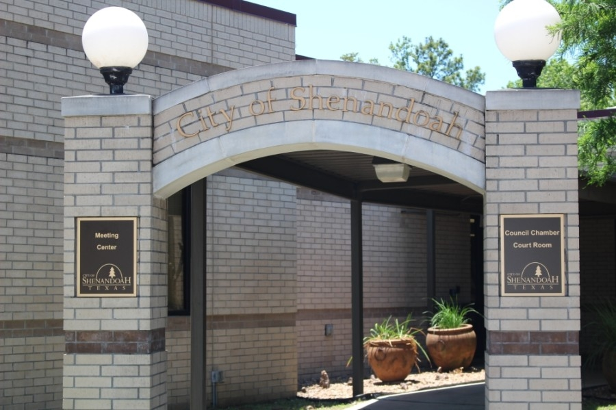 The Shenandoah City Council met in regular session May 27 and approved an ordinance regarding a water plant. (Andrew Christman/Community Impact Newspaper)