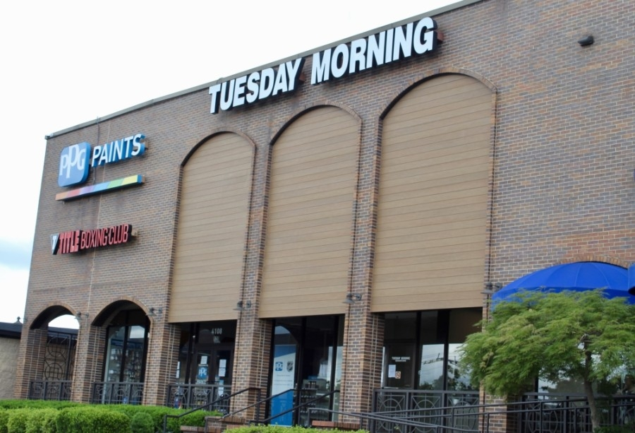 The company plans to close 230 stores, including its location on Hillsboro Pike in Green Hills. (Dylan Skye Aycock/Community Impact Newspaper)