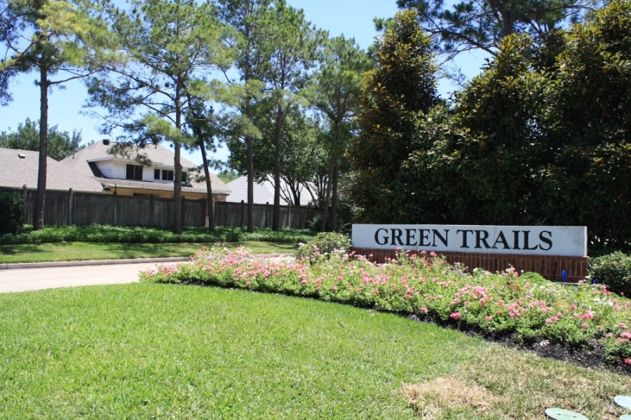 Green Trails was built out in 1998. (Jen Para/Community Impact Newspaper)