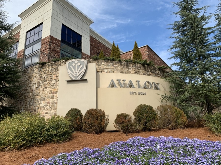Most businesses located inside Avalon in Alpharetta will be closed on the evening of May 30 amid concerns about protests over the death of George Floyd. (Kara McIntyre/Community Impact Newspaper)