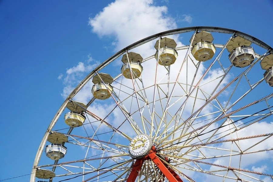 For more than 150 years, the Tennessee State Fair has served as a 10-day gathering for agricultural and educational activities. (Courtesy Tennessee State Fair)