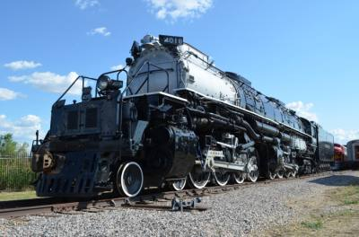 The Museum of the American Railroad recently resumed outdoor walking tours of its train collection. (Courtesy Museum of the American Railroad)