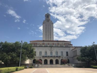 """A group of athletes from the University of Texas are calling for a series of racial justice reforms, including the renaming of some buildings, a contribution from the athletics department to Black Lives Matter and the retirement of the song """"The Eyes of Texas."""" (Jack Flagler/Community Impact Newspaper)"""