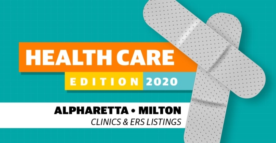 Here is a noncomprehensive list of retail clinics, urgent care clinics and emergency rooms in or near Alpharetta and Milton. (Designed by Community Impact staff)