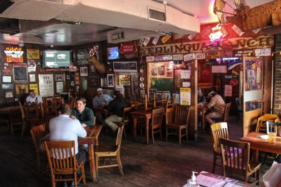 Texas Chili Parlor welcomed customers into its dining room May 1. (Christopher Neely/Community Impact Newspaper)